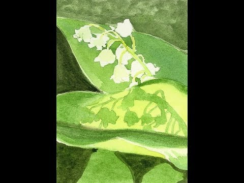 ✿Lily of the Valley✿ & Luscious Lily of the Valley Art