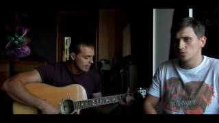 Hurts - Blind (acousticguitar - cover )