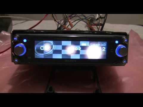 hqdefault sony cdx m9905x cd player youtube sony cdx-m8800 wiring diagram at eliteediting.co