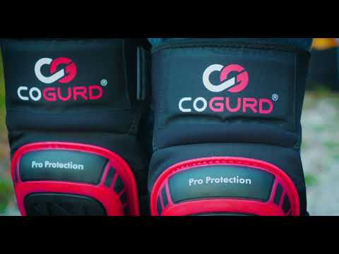COGURD Professional Gel Knee Pads for Work Construction, Gardening, Cleaning, Flooring, and Garage