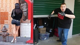 I Bought A PROSTITUTES STORAGE UNIT! I Bought An Abandoned Storage Unit! Storage Unit Finds!