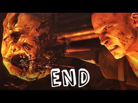 Resident Evil 6 - Jake / Sherry Campaign Ending - Gameplay Walkthrough Part 12  (RE6)
