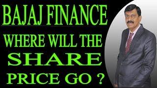 ( Bajaj Finance Share Price Target )