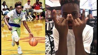 Lebron James Jr Practice Basketball Shooting,Funny Moment & Life Style 2018
