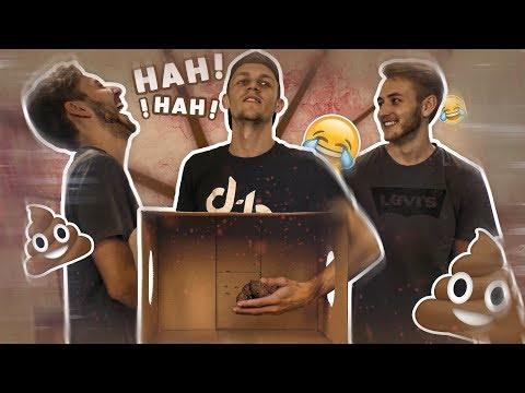 What's in the Box!? (POEP!) - Jeremy
