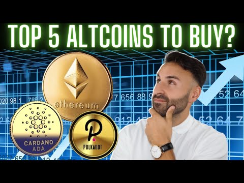 Top 5 ALTCOINS Ready to EXPLODE 2021? | Crypto Investing REBOUND? |