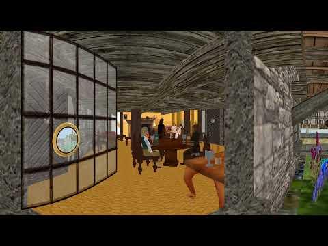 "Miniature World's VR portal ""Isle of Minutia"" - a pub lunch interview"