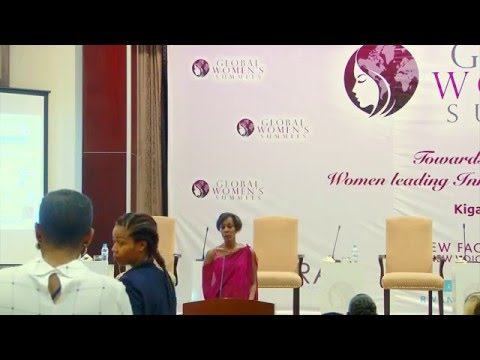 Global Women Summit - Rwanda 2016. Opening Adress