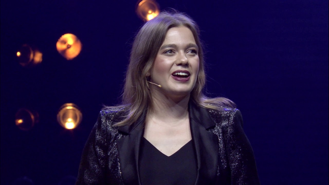 Download Jessica Blechingberg - The Secret To An Unstoppable Mind / Talk The Talk 2018