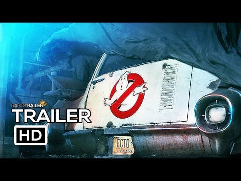 Scotty Davis - New Ghostbusters Teaser And How The Original Cast Is Back