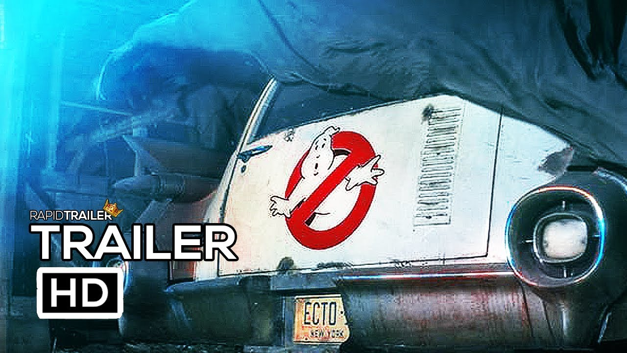 The 'Ghostbusters: Afterlife' trailer is here - CNN