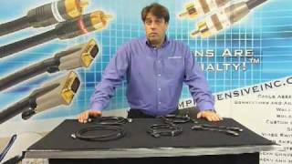 HDMI vs DisplayPort Cables