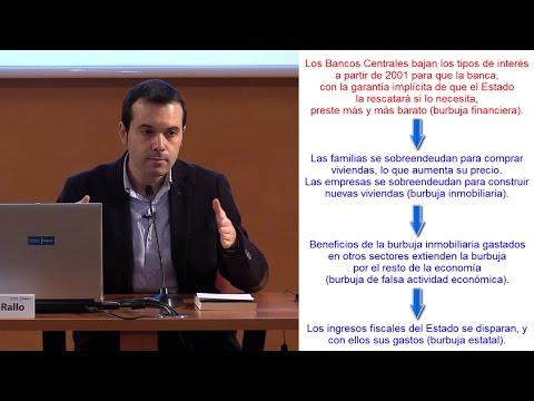 Juan Ramón Rallo - Mitos de la Economía Española - Sevilla 2016