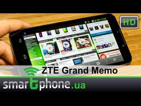 ZTE Grand Memo - Обзор мощного смартфона с экраном на 5,7 дюйма