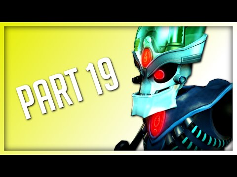 PLUMBER? || Ratchet & Clank Future: A Crack in Time (Part 19)