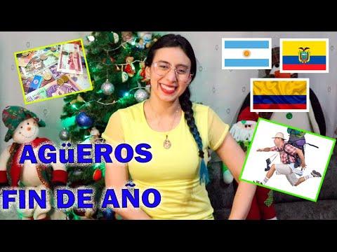 Mis AGÜEROS PARA FIN DE AÑO 🍀 invitados EXTRANJEROS ✨ Maritza Ariza
