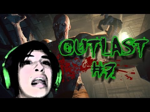 Outlast #7 / THE ROOF IS ON FIRE!!!