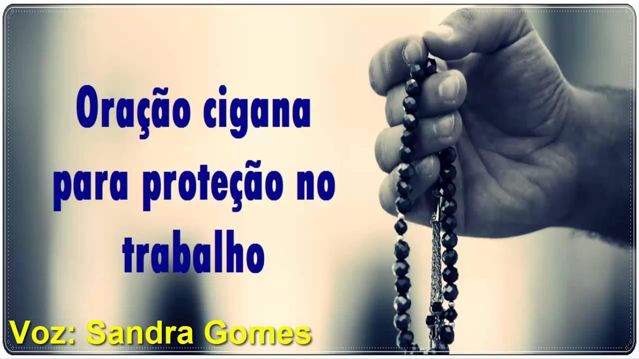 oração proteção terço