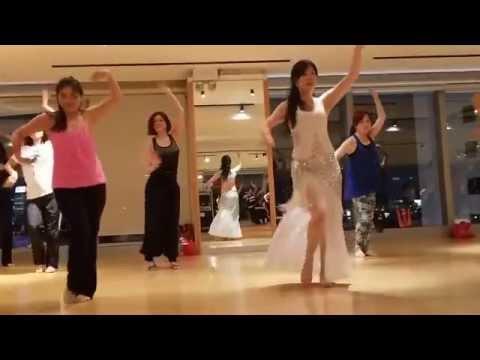 This summer Naughty No. 1 ( choreography by Master Satya Kotla) 2015