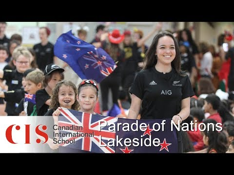 LIVE STREAM: Parade of Nations at Lakeside campus 2017  | UN Week | Canadian International School