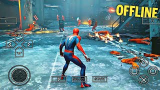 Top 10 Best PSP SuperHero Games For Android PPSSPP  2018 HD
