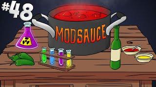 Minecraft Mod Sauce - Part 48 - Soul Shard Reborn Blaze Spawner!