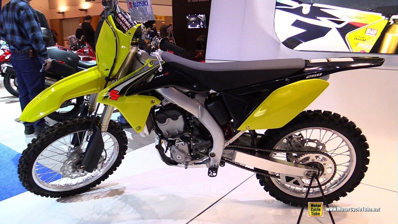 Suzuki Rmz 250 2016 Suzuki Rmz 250 Walkaround 2016 Toronto Motorcycle Show