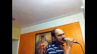 Kahan tak ye mann ko ... sung by Shailen Ambegaokar