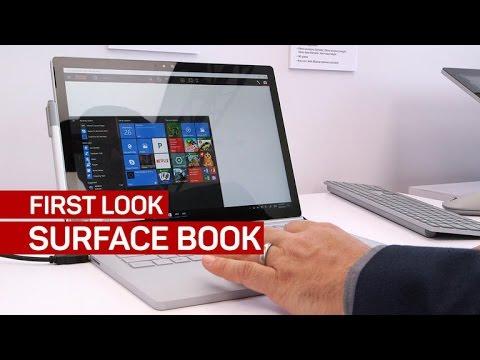 Surface Book: Microsoft