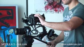 edelkrone - modula 3 - first look