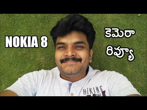 Nokia 8 Camera Review With Photos & video Samples ll in telugu ll