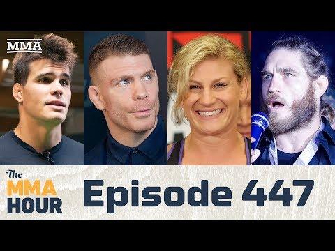 The MMA Hour: Episode 447 (w/ Lawlor, Felder, Gall, Harrison)