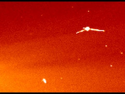 UFOS on SOHO Images - September. HD Available.