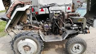 Қандай тракторға келіп жөндеу