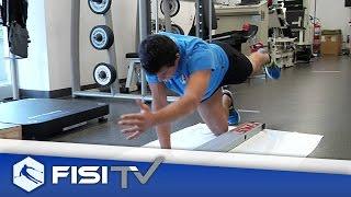 I 'velocisti' testano la condizione fisica alla Mapei