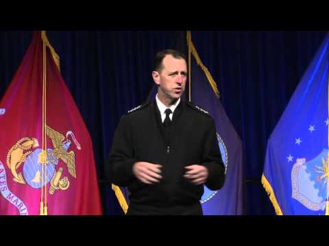 WEST 2016 Day Three Morning Keynote: ADM John M. Richardson, USN