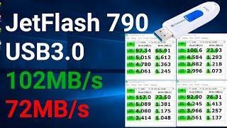 Как Правильно Выбрать USB Флешку Transcend JetFlash 790 USB 3.1 128GB. Как Выбрать Флешка