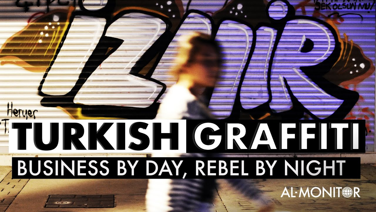 NCONEN - Turkish Graffiti Artists and Public Art