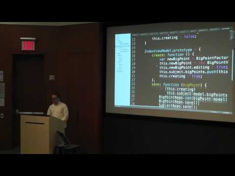 Domain Driven Design in the Browser - Cameron Edwards