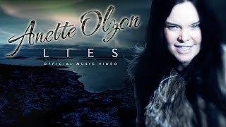 Anette Olzon 'Lies' Official Music Video from the new album 'Shine' OUT NOW!