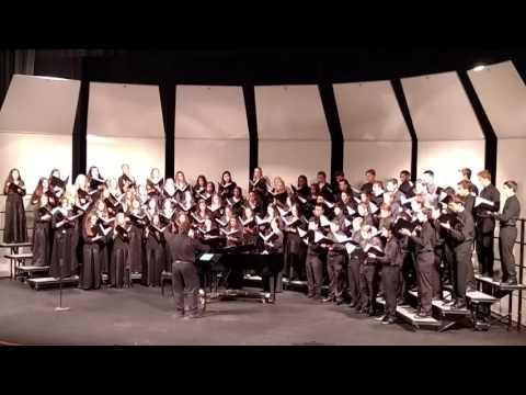 The Seal Lullaby ~ The Oakridge School A Cappella Choir
