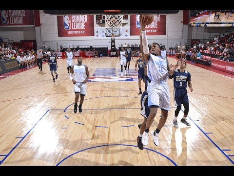 Full Highlights: Denver Nuggets vs New Orleans Pelicans, MGM Resorts NBA Summer League