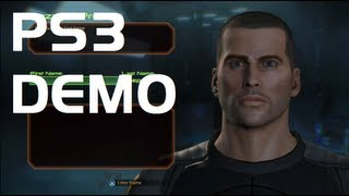 Mass Effect 2 PlayStation 3 Demo