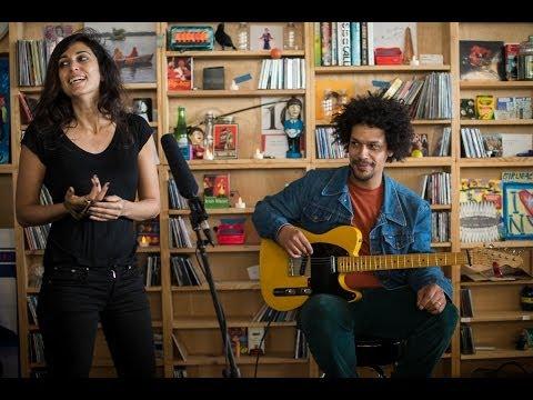 Yasmine Hamdan: NPR Music Tiny Desk Concert