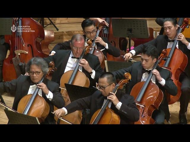 DVOŘÁK | Slavonic Dance No. 2 / Stephen Tong · Jakarta Simfonia Orchestra