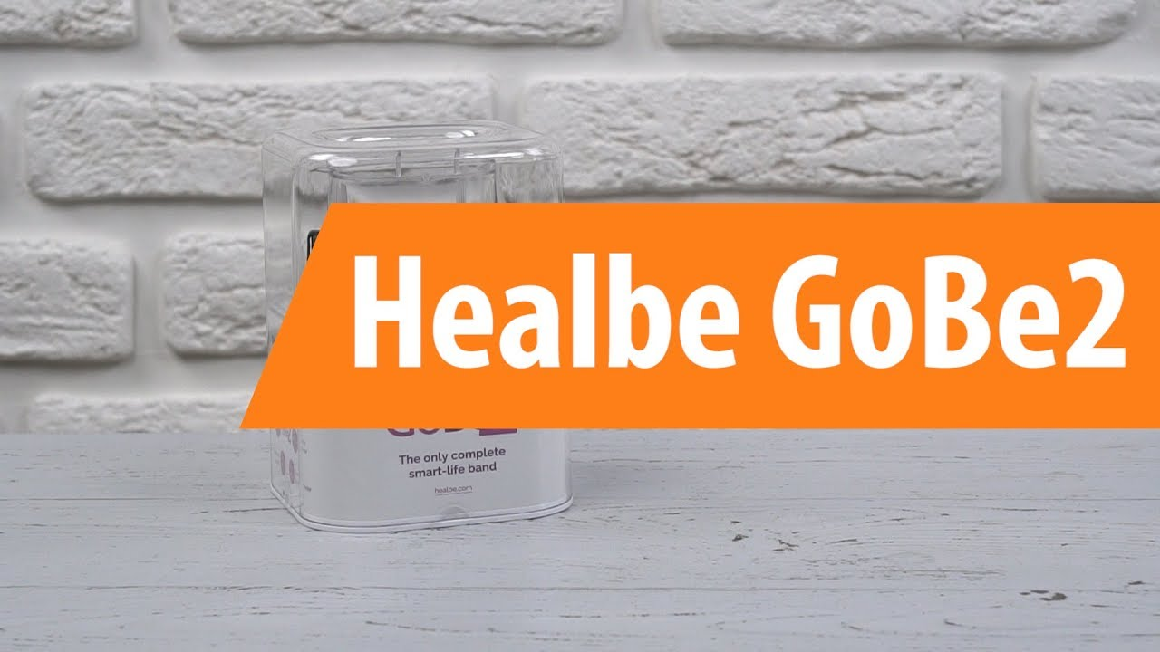 Распаковка Healbe GoBe2 / Unboxing Healbe GoBe2