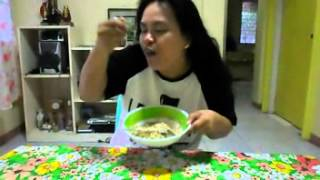 NSTP PRESENTATION (Sharon Cuneta Lucky Me Spicy Beef Commercial Parody