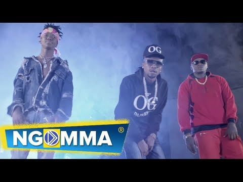 Shots - Young Killer X Khaligraph Jones Feat Sagini   (Official Music Video)