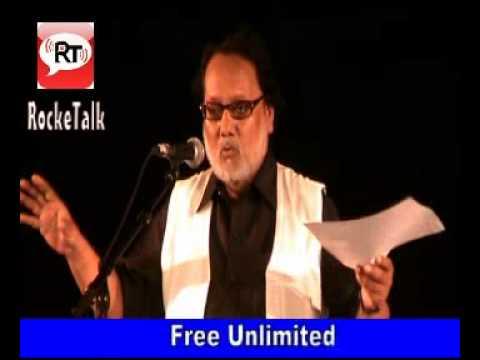 Urdu Language is oxygen of the atmosphere of  Polite  society Said by Anwar Jalalpuri