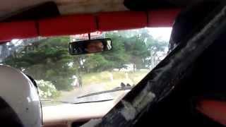 Whariti Hillclimb 2012 - Hillman Avenger Run 02 Sunday